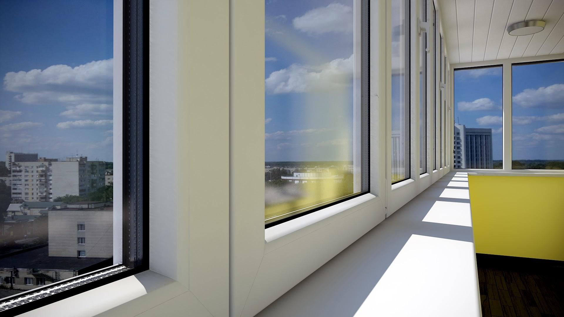 Балкон/лоджия - part 2.